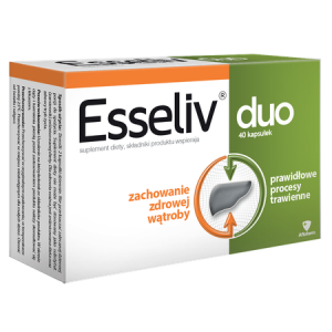 Esseliv Duo x 40 kaps.