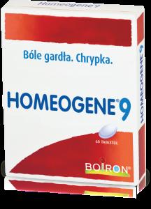 Homeogene 9 tabl.(chrypka)