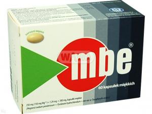 MBE x 60 kaps.elast.