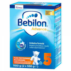 Bebilon 5 Junior Advance 1100 g