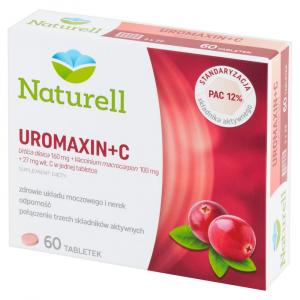 NATURELL Uromaxin + C tabl. 60 tabl.