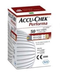 Test paskowy Accu-Chek Performa x 50 szt.
