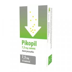 Pikopil 7,5 mg x 10tabl.