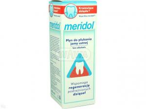 Meridol płyn d/pł.ust 400ml