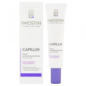 IWOSTIN CAPILLIN Serum 40 ml