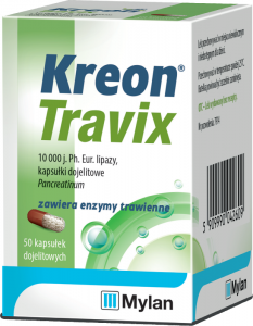 Kreon 10 000 x 50 kaps.