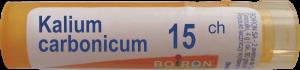 Boiron Kalium carbonicum 15 CH gran. 4 g