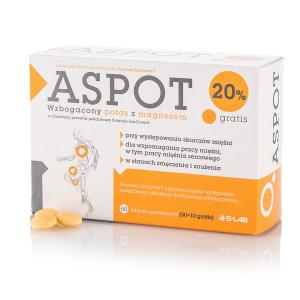 Aspot x 60 tabl.(50+10)