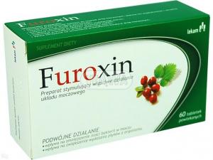 Furoxin 630mg x 60 kaps.