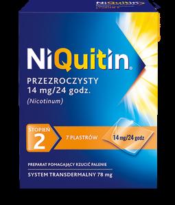 Niquitin CQ 14mg/24h x 7 plastrów