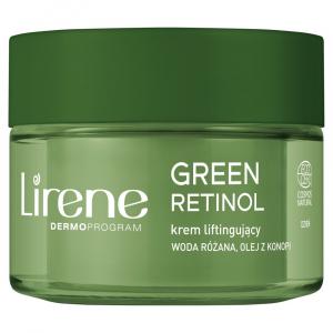 ERIS LIRENE GREEN RETINOL 50+ Krem n/dzień