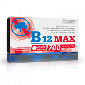 Olimp B12 MAX tabl. 60 tabl.