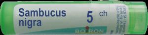 BOIRON Sambucus nigra 5 CH granulki 4 g