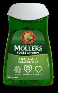 MOLLERS TRAN Forte x 112 kaps.