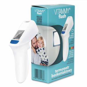 Termometr bezdotykowy Vitammy FLASH