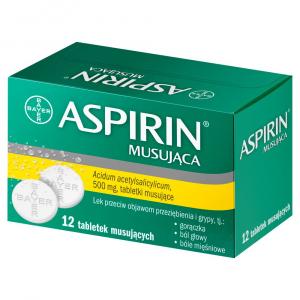 Aspirin Ultra Fast x 12 tabl.mus.