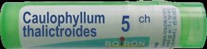BOIRON Caulophyllum Thalictroides 5 CH gra