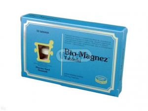 Bio-Magnez 200mg x 30 tabl.