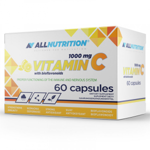 Allnutrition Vitamin C 1000mg with 60 kaps