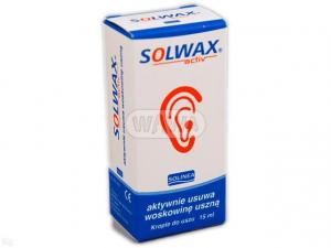 Solwax Active Krople 15ml