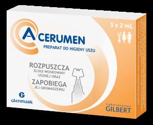 A-CERUMEN preparat d/uszu 5amp a 2ml