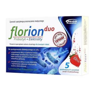 Florion Duo Probiotyk+Elektrolity prosz.do