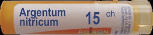 BOIRON Argentum nitricum 15 CH granul 1g