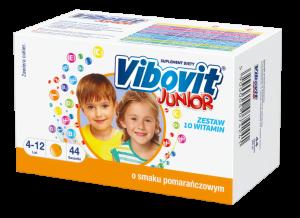 Vibovit Junior o smaku pomarańczowym 44