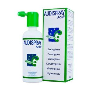 Audispray d/higieny uszu aer. 45ml