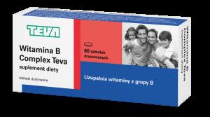 Witamina B Complex - 60 tabl.drażow.