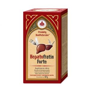 Hepatofratin Forte zioła x 30sasz.