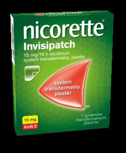 Nicorette Semi Transparent Plastr 15/16x7