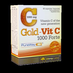 OLIMP Gold-Vit C 1000 Forte kaps. 60kaps.