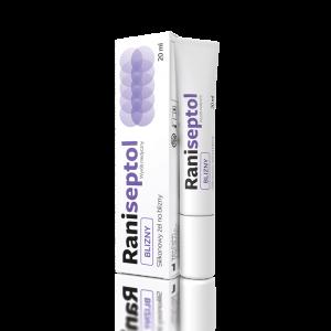 Raniseptol blizny żel 20 ml