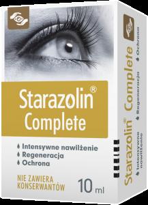 Starazolin Complete krop.do oczu 10 ml