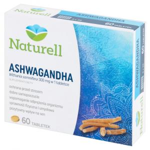NATURELL Ashwagandha - 60 tabl.