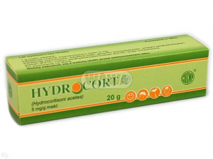 Hydrocort 0,5% maść 20g
