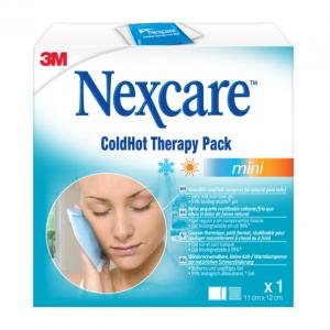 Nexcare Cold-Hot Mini 11x12cm okład żelowy ciepło-zimny 1 sztuka