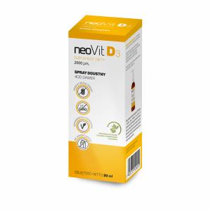 NeoVit D3 spray d/ust 2 000 j.m. 30 ml