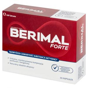 Berimal Forte x 30kaps.