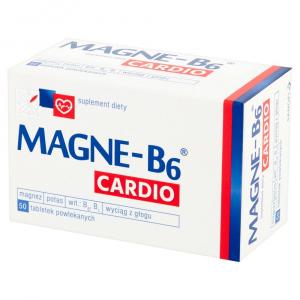 Magne B6 Cardio x 50tabl.