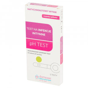 Test na infekcje intymne pH test (PH test-