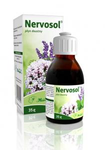 Nervosol K krople 35g