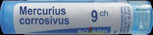 BOIRON Mercurius Corrosivus 9 CH granulki