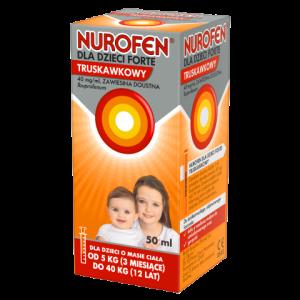 Nurofen Forte dla dzieci 200mg/5ml 50ml