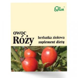 Herbatka Ziołowa Owoc róży herbata 50 g