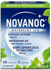 Novanoc Naturalny Sen 16 tabl.