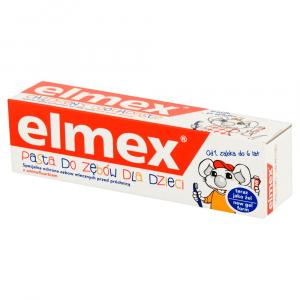 ELMEX pasta dla dzieci 50ml