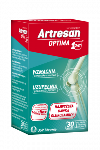 Artresan Optima 1 a day - 30 tabl.