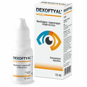 Dexoftyal MD krople do oczu 15ml